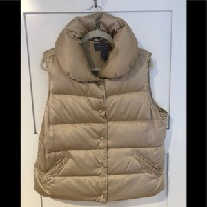 Down Vest from Ann Taylor